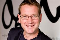 Ex-Asda marketing director Sinnock returns to adland