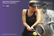 WTA unveils 40 Love campaign ahead of Wimbledon