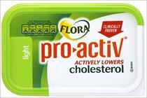 Flora advertorial crossed line, rules ASA