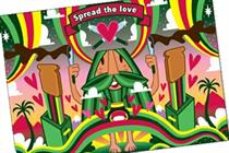 Marmite aims to spread love with Facebook e-cards