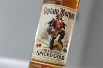 Diageo hits out at Captain Morgan ad ban