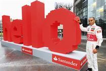 Santander appoints Euro RSCG
