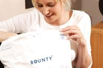 Sainsbury's in partnerhip with Bounty Parenting Club