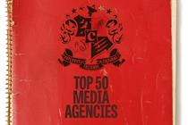 Top 50 media agencies