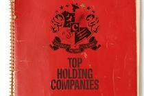 Top holding companies