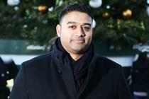 60 seconds with...San Miguel's Dharmesh Rana