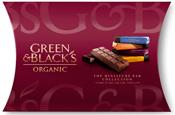 Pearlfisher designs Green & Black's premium gift packaging