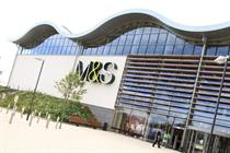 M&S pledges to 'fail fast and move on' with £250m ecommerce drive