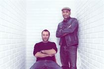 On the creative floor - Fred & Farid
