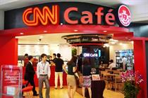 CNN opens the world's first 'CNN Cafe' in Seoul