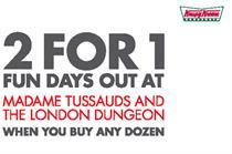 Krispy Kreme launches summer partnership promotion