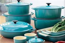 Le Creuset kicks off creative review