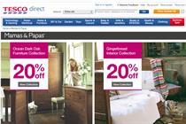 Tesco postpones online Marketplace launch campaign