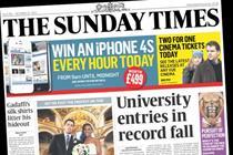 NEWSPAPER ABCs: Quality Sundays suffer lean October