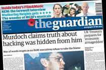 Guardian sheds just 2,000 copies despite 20p price rise