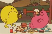 Specsavers enlists the Mr Men for 'should've gone' drive