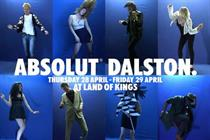 Absolut ties up with Dalston festival for dance installation