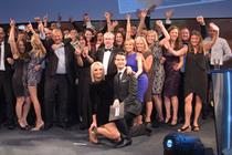 Carat and Global Radio are the big winners at the Media Week Awards