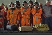 Specsavers' astronaut TV ad takes off