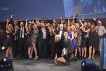 Pictures: Media Week Awards