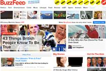 BuzzFeed launches in the UK