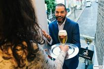 AB InBev launches beer bicycle onto London's streets