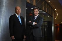 Buhlmann hails the 'historic' merger of Dentsu and Aegis