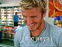 Beckham's £1m Vodafone deal is 'under consideration'