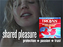 Trojan Condoms orgasm ad cleared after 209 complaints