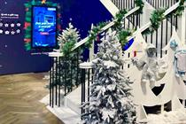 Action for Children opens winter wonderland-style gifting store