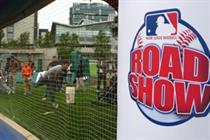 Generate brought in for baseball roadshow