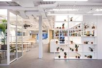 Accenture Interactive builds Fjord a space to collaborate with clients in London
