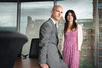 Craig Mawdsley and Bridget Angear exit AMV
