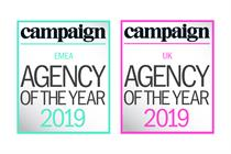 Entries open for Campaign UK and EMEA Agency of the Year awards