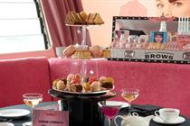 In pictures: Good Ship Benefit launches illusionary afternoon tea experience