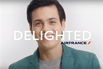 Air France promises flying experience of your dreams in new campaign