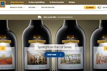 Aldi puts £35m into ecommerce as it begins selling wine online
