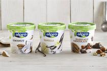 Alpro to deliver ice-cream oasis in London