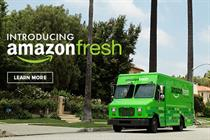 Nearly 40% of shoppers 'would not buy groceries from Amazon'
