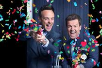Ant and Dec take humorous look at entertainment in TikTok ad