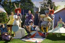 Argos' playful campaign declares: 'Furniture, but make it fashion'