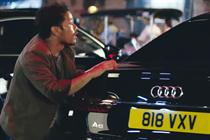 """Under the bonnet: The making of Audi's """"Escape"""""""