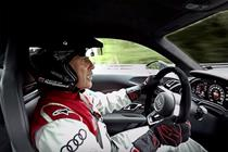 Campaign Viral Chart: Audi's 360-degree video is most shared ad