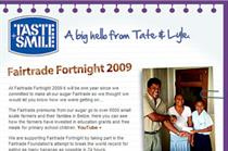 Tate & Lyle hires digital shop Maynard Malone to promote Fairtrade link