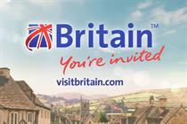 VisitBritain asks nation to 'share your Great Britain'