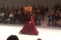 Tesco's debut London catwalk attracts celebrity audience