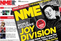 NME's unduplicated print and online reach put at 1.4 million