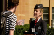 BA relents on T5 single check-in and opens business-class service
