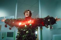 BBC calls on nation to shake off 2019 and embrace #XmasLife
