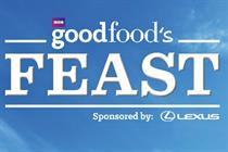 Lexus sponsors BBC Good Food's Feast event